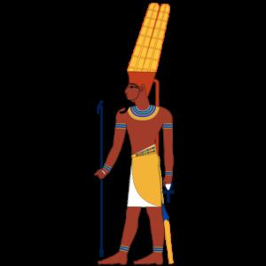 Amon - the ancient Egyptian god