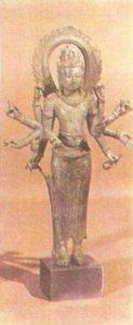 The Bodhisattva.Central Java, 8th century.
