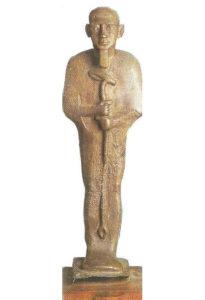 God Ptah. Ptolemaic time. IV-I centuries BC.