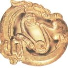 Image of a predator. The Scythians.