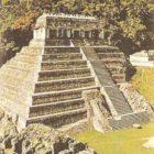 """Temple of Inscriptions"".Mayan culture.Palenque.VIII century AD"