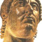 Constantine the Great. Bronze. IV century AD
