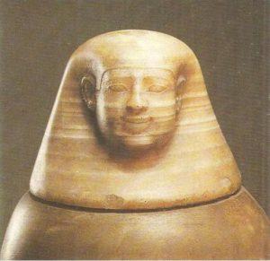 Canopy cover of Prince Nebi. II millennium BC