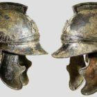 Carthaginian helmets. Ca. 200 BC